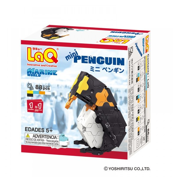 LaQ Marine World Mini Penguin