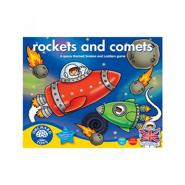 Rockets And Comets 4 Yas